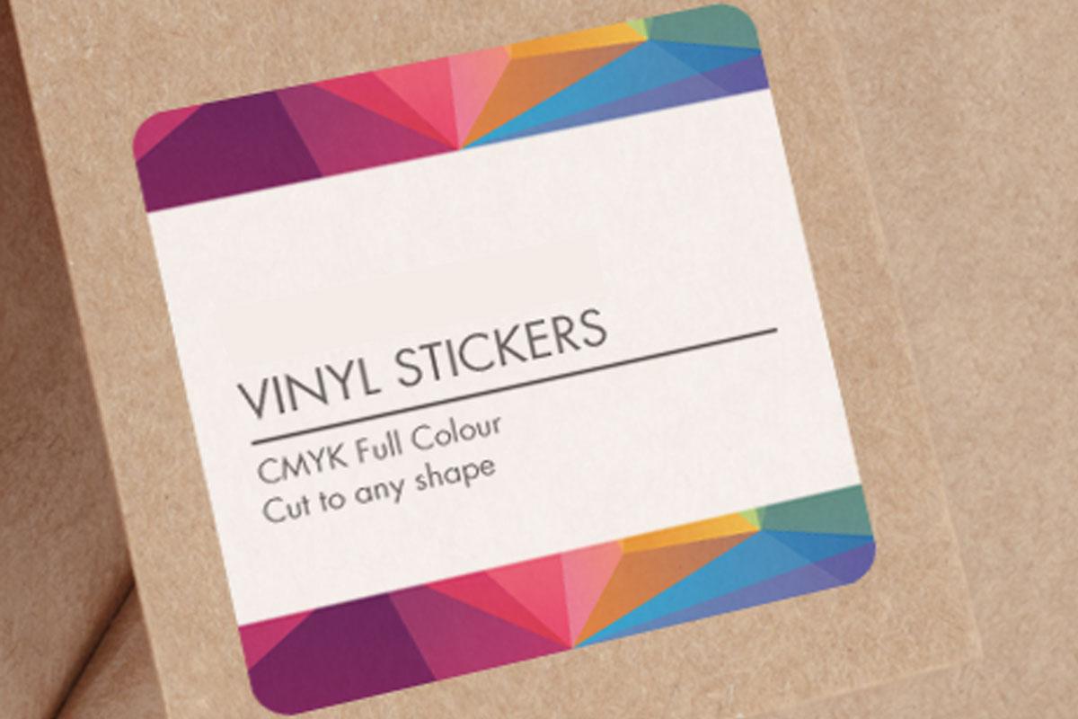 Vinyl Stickers