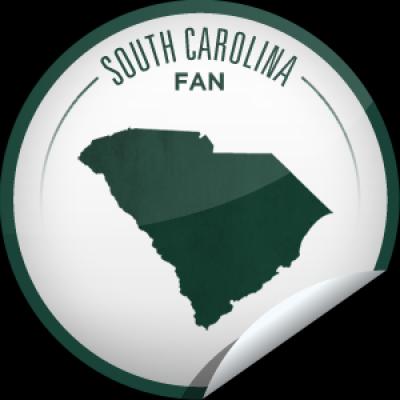 Custom Stickers South Carolina