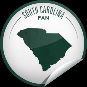 Custom Stickers South Carolina