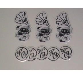 Band Bumper Stickers