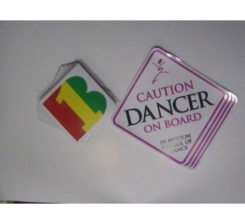 Custom Sticker Decals