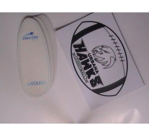 Custom Clear Stickers
